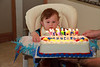 Justin's 1st Birthday  4-29-11 : Justin celebrated his first birthday at home and in TEXAS with friends and family.