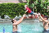 More Pool time with Luke 6-3-12 : 