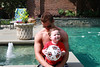 Pool time with Luke 4-28-2012 : 