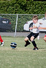 Austin's Soccer Game : Austin' soccer team scored their second goal late in the game to win 2-1.