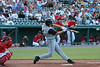 Huffman vs Frisco RoughRiders 7-15-2007 : Former TCU baseball players Chad Huffman and German Duran squared off against each other in a AA game at Frisco, Tx as the Frisco Rough Riders defeated Huffman's San Antonio Missions by a score of 4 to 3. Huffman had a single in the game and Duran had a single and a double. In his first full year of professional ball Huffman has been promoted to the Double AA team, a minor team of the San Diego Padres.