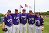 Senior Day  TCU Baseball 5-19-2007 &amp; Misc. Pics : Saturday's game marked the last home game for Seniors Austin Adams, Keith Conlon, Donald Furrow, Steven Trout and Chase Perry. The players were honored before the game with a tribute on the new scoreboard and a recitation of their TCU accomplishments both in the classroom and on the baseball field. Their abilities and performances will be missed next year. Best of luck to them in their future endeavors!