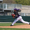 TCU Baseball # 30 vs Air Force 4-5-08 : The Frogs defeated Air Force 6 to 3 Saturday afternoon behind 6 strong innings by pitcher, Sean Hoelscher. Hoelscher allowed 2 runs, 1 earned, and struckout6 to earn his 2nd victory of the season. Offensively Ben Carruthers and Chris Ellington each went 1 for 3, with 2 RBIs; apiece and a run scored. Clint Arnold was the only Frog to register 2 hirs on the day.