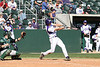 TCU Baseball Game # 14 vs Vermont 3-4-2007 : In the final game of the 3 game home series against Vermont the Horned Frogs romped by a score of 10 to 2 to complete the series sweep. Chris Johnson was the starting and winning pitcher, going 5 innings and giving up 2 runs. Chance Corgan, Steven Maxwell and Cody Dunbar were perfect in relief. Offensively Keith Conlon was 3 for 5 and drove in 4 runs including a mammoth 2 run home run in the sixth inning. Matt McGuirk also had a homerun, and Andrew Walker was 2 for 3 with 2 RBI's.