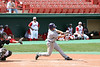 TCU Baseball Game # 36 vs UNLV  4-15-2007 : The Frogs staged a comeback rally to defeat UNLV by a final score of 7 to 3. Chance Corrigan received the win, his 4th of the season, going 5.67 innings and giving up 3 runs on 8 hits and 4 walks and striking out 4. Derek VerHagen earned his first save of the year throwing 3.33 of sparkling relief yielding no runs and giving up only 2 hits and 2 walks, while striking out 3. Clint Arnold had another excellent game at the plate, going 4 for 5 and earning Mountain West Conference player of the week. Andrew Walker had a solo homerun, his 6th of the year, Bryan Kervin had 2 hits and 2 RBI's. Verne, McGuirk and Conlon each drove in a run.