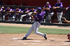 TCU Baseball Game # 43 vs San Diego State 4-26-08 : TCU's bats came alive Saturday afternoon to overwhelm San Diego State by a score of 16 to 5. TCU was led  by Chris Ellington's 4 hits, home runs by Bryan Kervin, Matt Verne and Matt Carpenter. Freshman Sean Hoelscher pitched 6.67 innings giving up 4 runs and earning the victory.