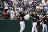 TCU Baseball Game # 5 Mountain West Tournament Championship vs New Mexico 5-24-2008 : The TCU Horned Frogs won the Mountain West Tournament Championship with a 15 to 2 win over New Mexico. Clint Arnols went 6 for 6 and was named Tournament MVP!!!
