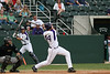 TCU Baseball Game # 54 vs New Mexico 5-18-2007 : On the strength of Austin Adams' 2 run homer,his 12th of the season, a rbi double by Clint Arnold,and a sacrifice fly by Keith Conlon the Frogs were able to score 4 runs against New Mexico. Starting pitcher Chris Johnson only allowed 2 runs on 5 hits and had his 11th victory of the year saved by Sam Demel. Demel set a school record with his 12th save of the season. The Frogs won by a final score of 4-2.