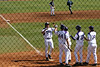 TCU Baseball Game # 9 vs UNC - Wilmington 2-24-2007 : UNC-Wilmington overwhelmed the Frogs on Saturday by a score of 10 to 5. The Frogs fell behind by 4 runs in the top of the first inning. However, Steven Trout and Keith Conlon each hit 2 run homers, Trout in the bottom of the first and Conlon in the bottom of the third to tie the game at 4 all. The Frogs then made 3 errors that led to 3 unearned runs and offfensively were unable to drive runners in once they were in scoring position. Conlon drove in the last TCU run in the bottom of the ninth to finish out the scoring. Chance Corgan received the loss, his record is now 1 and 1.