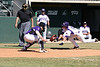 TCU Baseball: Purple vs White Game # 4 10-27-2007 : The White Team won the World Series with an 8-1victory over Purple. Taylor Cragin was the pitching star of the day as he pitched a 7 inning,  3 hit, 1 run complete game victory for White. Chris Ellington was the leading hitter of the day as he collected 3 hits for the White squad. Matt Vern had 2 of the Purple Team's  4 hits, including a double and also added an outfield assist.