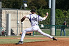 TCU Baseball Purple vs White Game # 5 10-28-07 : In the final game of the Fall Purple vs White series the Purple squad overcame a 2-0 deficit to beat the white Team 6 to 2.  Newcomer Greg Holle pitched well for the white team and the Purple wenr way ahead on #27 Relly Mercurio's 3 run triple.
