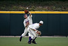 TCU Baseball game # 12 vs Mississippi 3-9-2008 : In the final game of the series TCU behind the excellent pitching of starter, freshman Greg Holle, and reliever, Eric Marshall, held on to a 2 to 1 victory over Mississippi, currently ranked second in the country. Holle went 6.67 innings, giving up only a run and earning his first TCU victory. Eric Marshall finished out the game,going 2.33 innings and never yielding a hit. The offense was led by Clint Arnold who had 2 doubles and a single, as well as scoring both of the Frogs' runs.