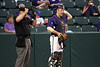 TCU Baseball vs BYU 5-1-2009 : Bryan Holaday won Friday's night game for the Frogs against BYU by hitting a walkoff 2 run homer in the bottom of the 10th inning to give TCU a much needed 5 to 3 victory. On the night Holaday was 3 for 5 with 2 runs scored and 2 RBI's. Eric Marshall picked up the win in relief for the Frogs.