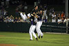 TCU Baseball vs Oregon State NCAA Regional Final 5-31-2009 : The TCU Horned Frogs won the NCAA Regionals held at Lupton stadium 5 to 4 over Oregon State on a walk off singkle by Jason Coats. Bryan Hoilday, who had singled and advanced to second on a pass ball, scored the winning run for the Frogs. Eric Marshall was the winning pitcher in relief. This is the first time in TCU's history that the Frogs have won a Regional tournament.