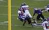 TCU Football vs Stephen T. Austin 9-6-08 : TCU blew out SFA by a final score of 67 to 7.
